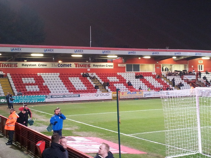 Stevenage Borough FC
