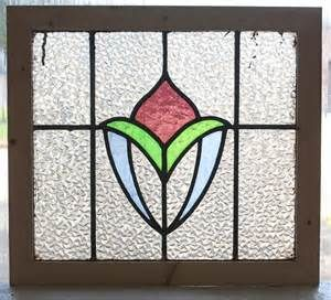 Antique Stained Glass Lamp Shade On Ebay Pictures