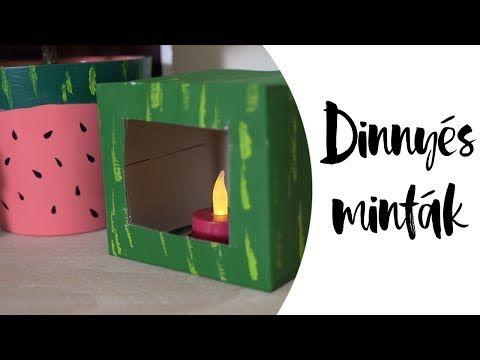 (102) Kreatív dinnyés ötletek   INSPIRÁCIÓK 1 PERCBEN - YouTube