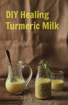 How to Make a Healing Turmeric Milk