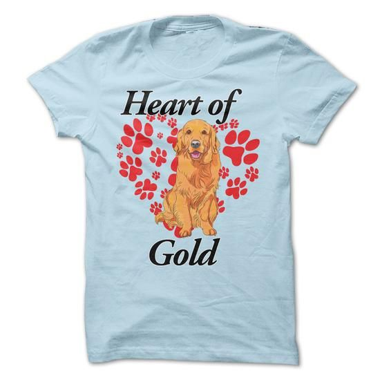 Golden Retriever - Heart of Gold