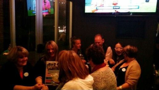 The inaugural Salon Owners MeetUP was a great success!  A lot of business chatter mixed with a whole lot of laughs.