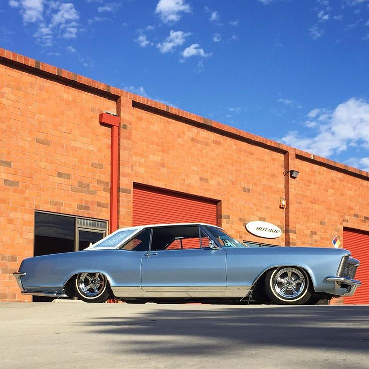 342 Best Images About Buick Riviera 1963 1964 1965 On: 129 Best 63-65 Buick Riviera Images On Pinterest