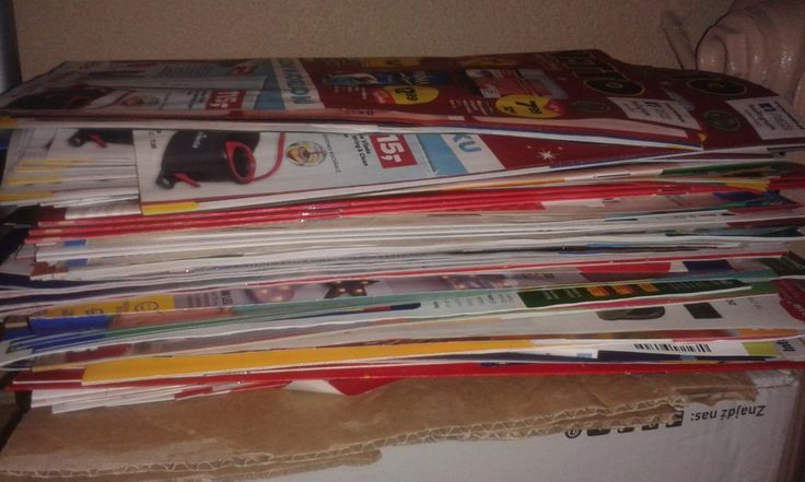 Niedawno w domu zaczęliśmy zbierać makulaturę. Głównie stare gazety lokalne i gazetki reklamowe, czasem kartony i papier pozostały po sprzedaży wysyłkowej. Dlaczego? Głównym powodem jest przyłączen…