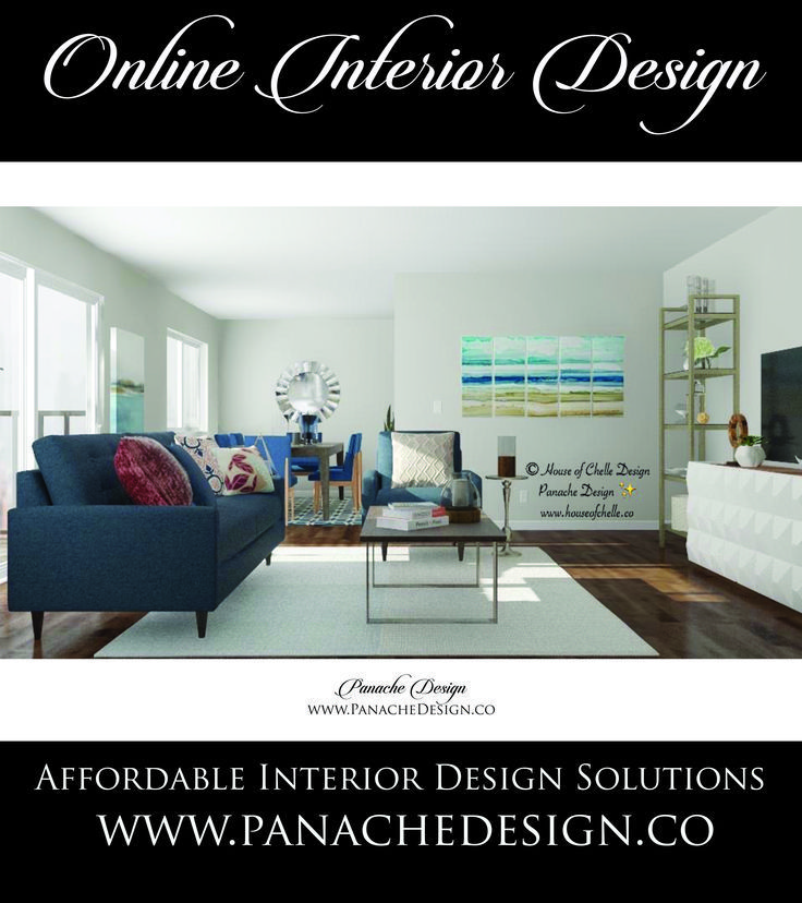 Have You Considered Online Interior Design With An Online Interior Designer Online Interior Design Interior Design Solutions Online Interior Design Services
