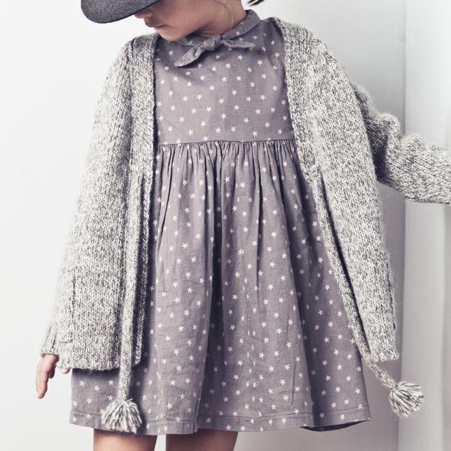 Tocoto Vintage Tocoto Vintage Vest Punto Gray