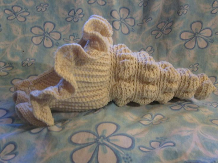 Sea Shell Basket, Crochet Basket, Seashell Crochet Basket, Storage, Hanging Basket, Beach Basket, Unique House Warming Gift, One Of A Kind by TripleHCrafters on Etsy