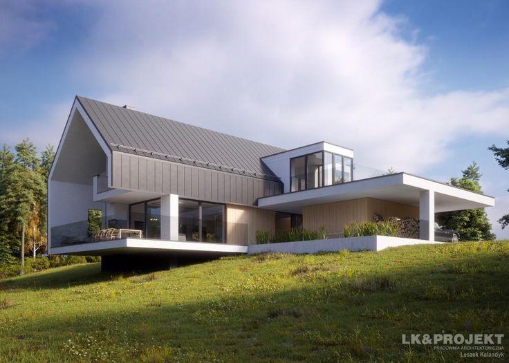 Projekty domów LK Projekt LK&1382 zdjęcie 5