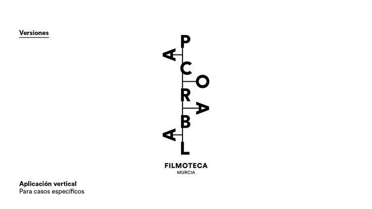 Filmoteca Paco Rabal * Best Brands Awards on Behance