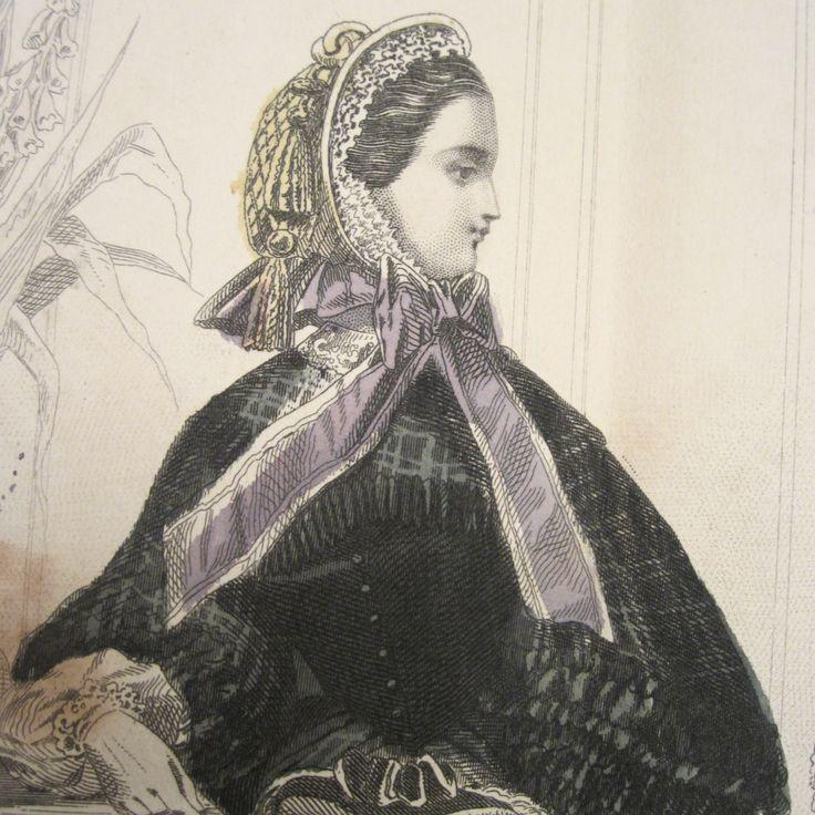 1861 godeys ladys book