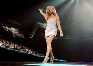 See Celine Dion in Concert