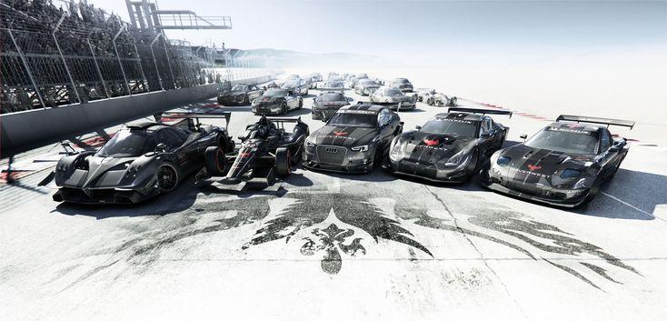 Introducing GRID Autosport