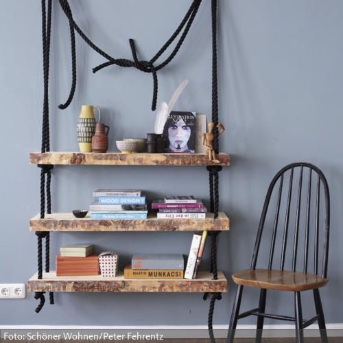 Hängeregal decke bad  95 besten Furniture Goals Bilder auf Pinterest | Wohnen ...