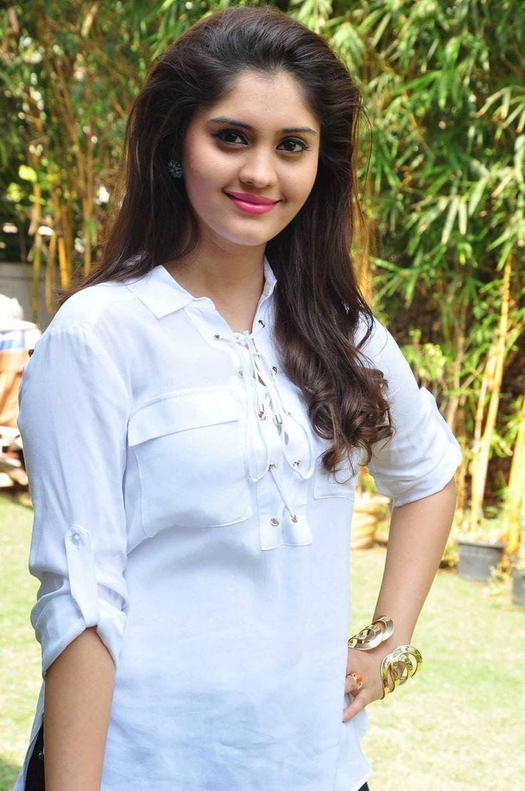 Actress Surabhi Latest Spicy Photos In White Shirt