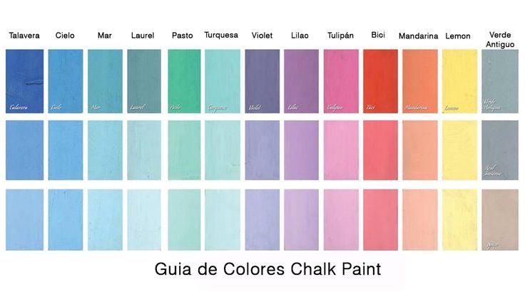 17 mejores im genes sobre colores en pinterest colores for Gama de colores para pintar