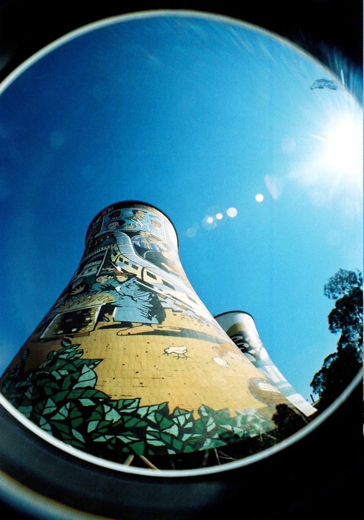 Soweto tower.