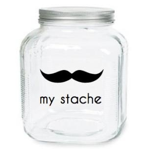 Or our honeymoon stache ;)
