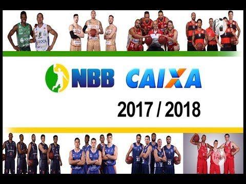 191/3 - Basquete - Masculino - NBB 2017/2018 - 1º Turno - 3ª Semana