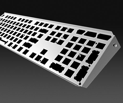 COUGAR ATTACK X3 - Mechanical Gaming Keyboard