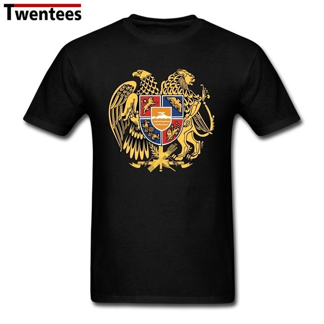 Promotion price Hip Hop Short Sleeve Organic Cotton ARMENIA Men Cotton T Shirt XXXL T Shirt Boy just only $12.10 with free shipping worldwide  #tshirtsformen Plese click on picture to see our special price for you