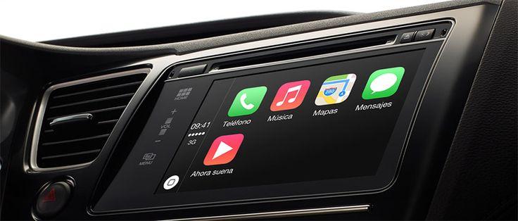 carplay Audi integrará CarPlay en sus vehículos