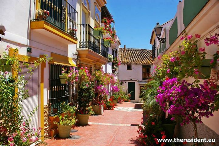 Casares streets - Andalusia