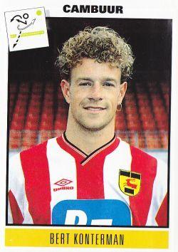 Bert Konterman - Zwarte Kousen > Linkeballen - Sport met alle wetten