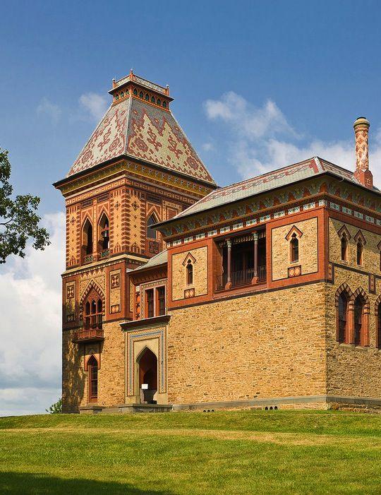 #Olana State Historic Site