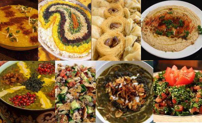 Image result for Assyrian food