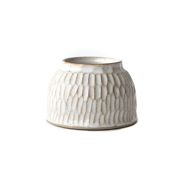 Ceramic Bud Vase No. 2 - The Future Kept - 1