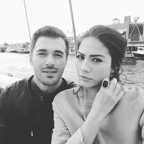 Demet  and Yusuf