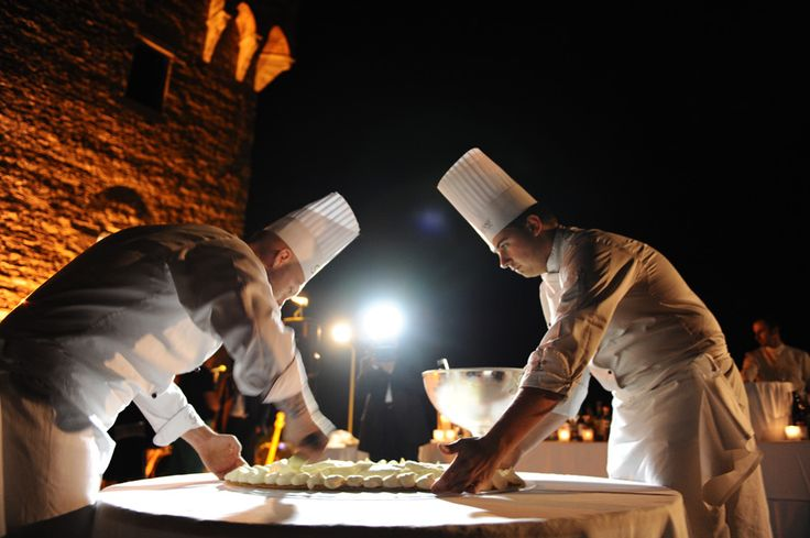 www.lecerimonie.it torta degli sposi in diretta...