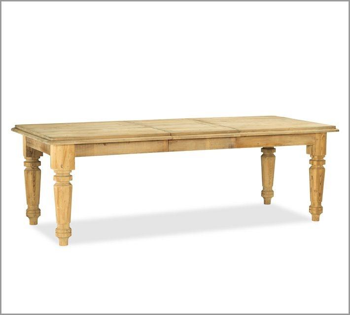 Hamilton Reclaimed Wood Extending Dining Table Pottery  : feaf8feb4ef8268687d6e078bb2ecfb4 from www.pinterest.com size 710 x 639 jpeg 40kB