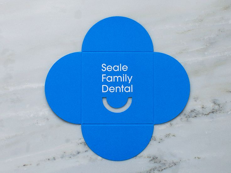 Seale appointment reminder card