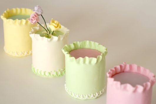 Love these simple little cakes