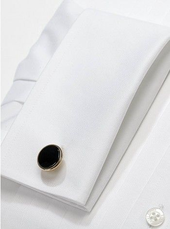 Big&Tall-Tuxedo Formal Shirt With Standard Point Collar & French Cuff | ENRO Essentials *