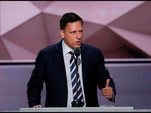Uno de los fundadores de PayPal se declaró abiertamente homosexual en la convención republicana, criticando algunos aspectos…