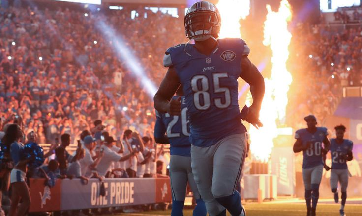 Lions likely without TE Eric Ebron and DE Ezekiel Ansah = The Lions probably won't have TE Eric Ebron or DE Ezekiel Ansah this weekend, though nothing official has been declared yet.  Ansah has been out for the last three weeks. He has a high ankle injury. It has been said that.....