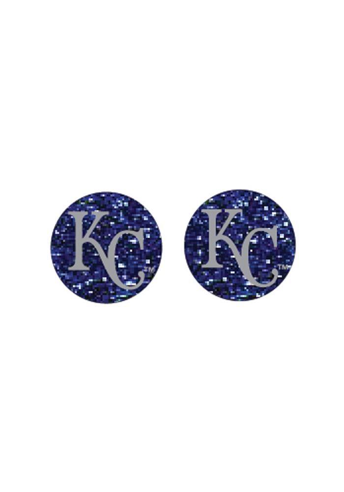 Kansas City Royals Glitter Post Earrings Http Rallyhouse 91207 8 95 Cutest Ro