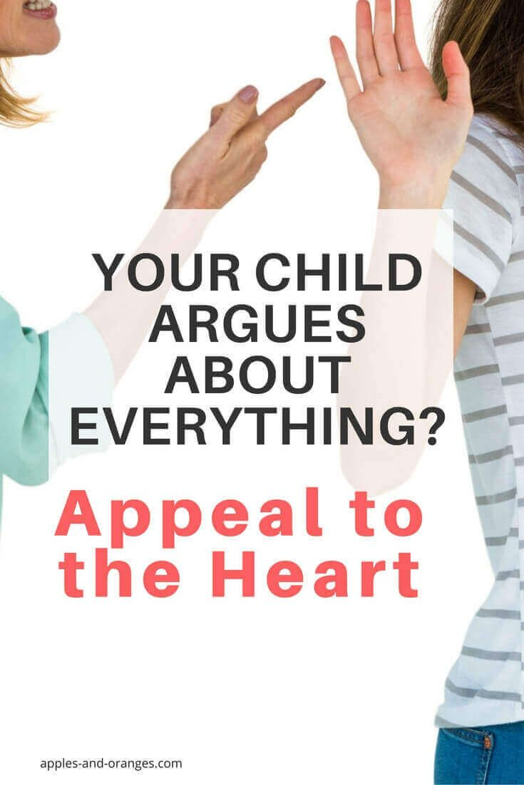 Does your kid argue about everything? When reasoning doesn't work, it's time to…