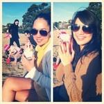 KiwiYo at the beach