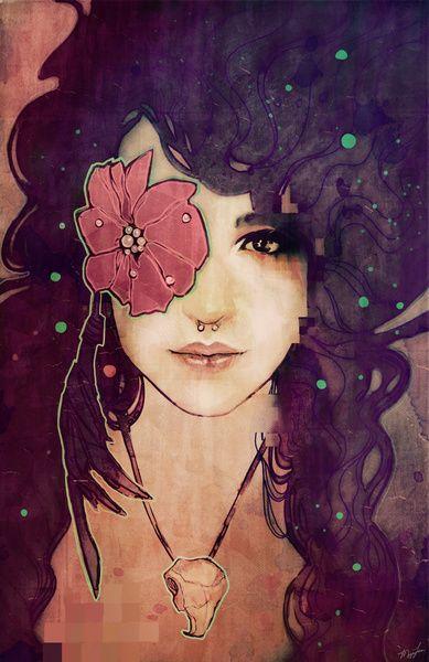 ☆ Artist Megan Lara ☆