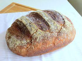 Frisch gebackenes Brot und der Duft im ganzen Haus ist einfach unschlagbar.  Hier habe ich ein Brot für Euch, in welchem ich nur Dinkel ver...