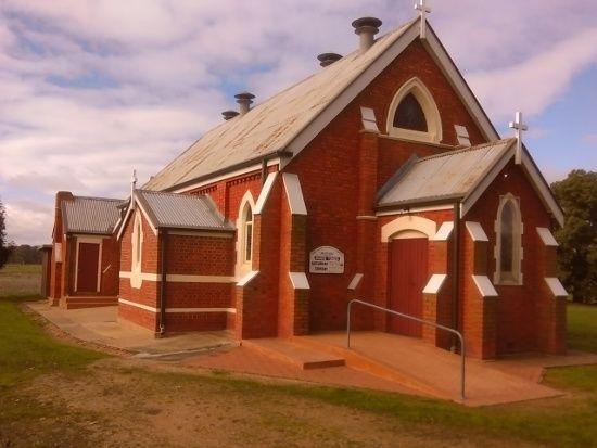 Moyhu Church