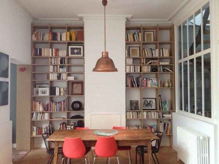Regardez ce logement incroyable sur Airbnb : Echoppe rénovée dans le centre…