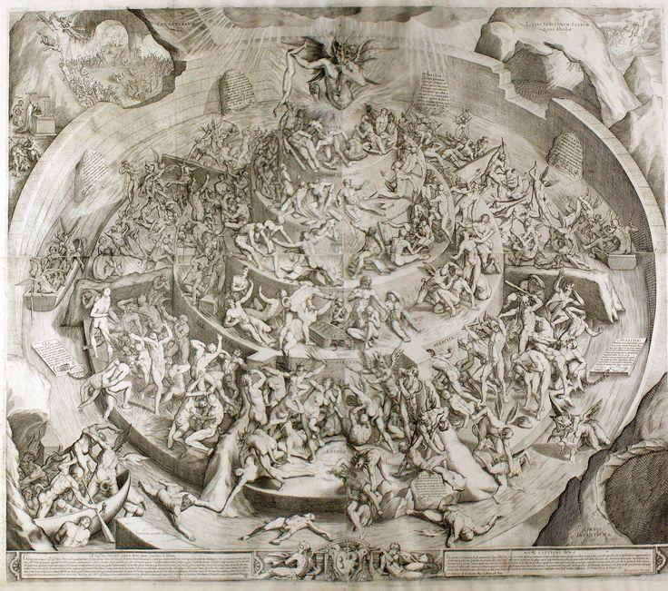 Dante Alighieri, La Divina Commedia nuovamente illustrata da artisti italiani, Firenze,