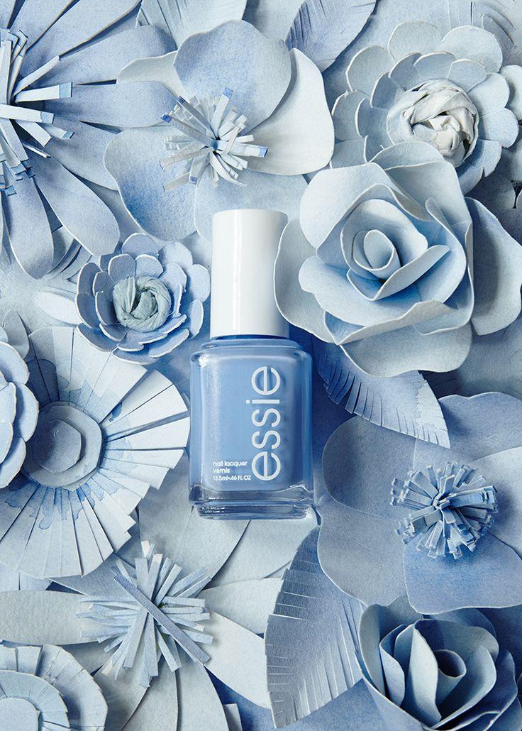 Essie nail polish. Styling by Kate Parisian. Photo by Biz Jones.