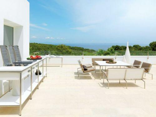 Möbel Für Außenküche : Outdoor modulares küchen system von viteo u für ihren außenbereich