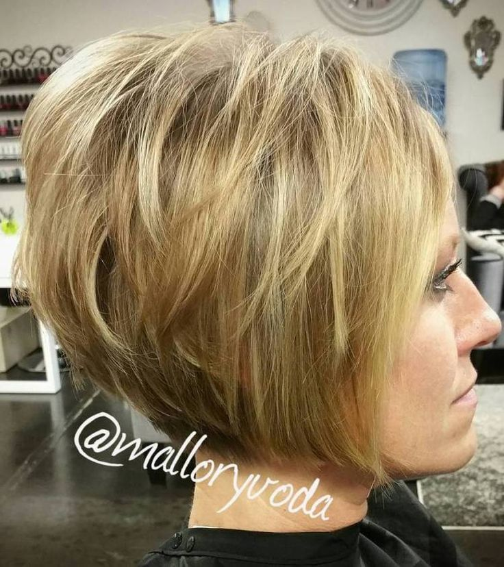 short modern haircuts best 25 layered bob haircuts ideas on layered 1702 | feb010002139e17996d053601c8ba939 haircuts with layers layered bob hairstyles