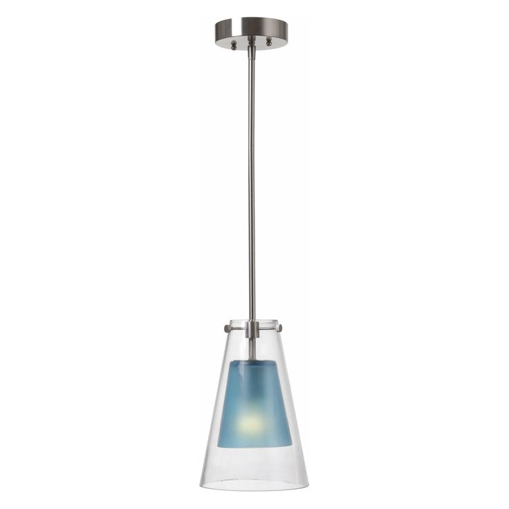 Kenroy Home Wolf 93105 Mini Pendant Light - 93105BLU
